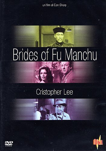 Brides of Fu Manchu [IT Import]