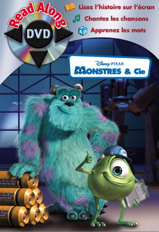 Image of Monsters, Inc. (Disney Read-Along) [DVD]