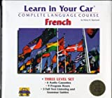 French: Levels 1-3 (Learn in Your Car S.)