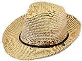 Barts HUNZE Hat, Cappello Panama Unisex-Adulto, Beige (Natural 7), One Size (Taglia Produttore:Uni)