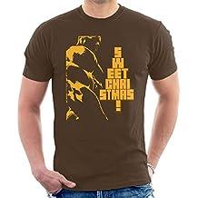 Luke Cage Sweet Christmas Tree Marvel Defenders Men's T-Shirt