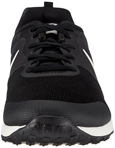 Nike Elite Shinsen, Chaussures de Running Compétition Homme, Vert, Taille Noir / Bleu (Noir / Voile)