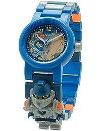 Lego - Montre élégance 'Nexo Knights' - Enfant - Bleue