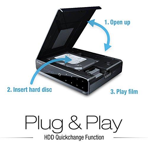 bl Tragbares Audio & Video Unterhaltungselektronik Uns Stecker Mini Auto Hdd Media Player Adapter Hdmi Av Usb Host Mit Sd Mmc Kartenleser Unterstützung H.264 Mkv Avi 1920x1080 P 100 Mpbs