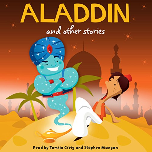 Aladdin and Other Stories  Audiolibri