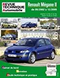 Rta 127.1 Renault Megane 2 Essence et Diesel