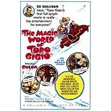 The Magic World of Topo Gigio Poster (11 x 17 Inches - 28cm x 44cm) (1965) Style A