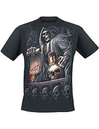 Spiral Judge Reaper T-shirt noir