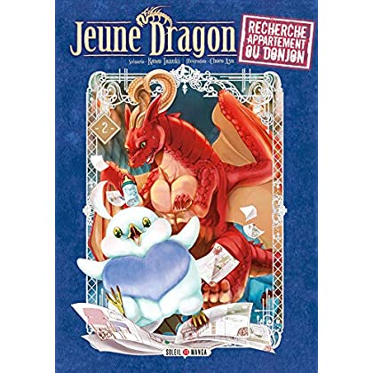 Jeune Dragon recherche appartement ou donjon 02