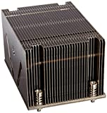 Supermicro SNK-P0048PS Procesador Radiador - Ventilador de PC (Procesador, Radiador, Socket R (LGA 2011), Xeon, Acero inoxidable)
