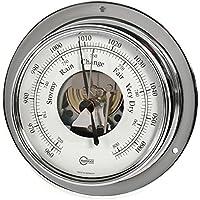 Barigo Barometer Modell Tempo chrom