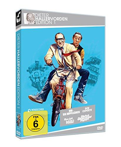Dieter Hallervorden Edition 1 [4 DVDs]