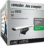 Rameder Pack Barres de Toit Pick-Up pour Audi Q3 (111287-09731-10-FR)