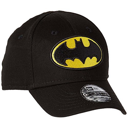 New Era DC Comics Batman Hero Essential 9Forty Strapback Cap Youth Jugendliche