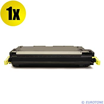 5X Eurotone Remanufactured Toner for HP Color Laserjet cm 4730 F MFP FM FSK Replaces Q6460A-63A 644A