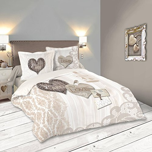 Lovely Casa Bonheur Housse de couette