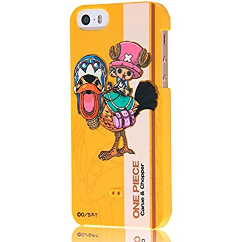 One Piece Legendary Scenes iPhone 5 Case (Carue & Chopper)
