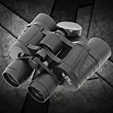 #3: Kurtzy Binocular Telescope High Range Distance and Multi Coated Powered Prism Lens for Hunting Hiking Travelling Sightseeing Includes Wider View 8x40