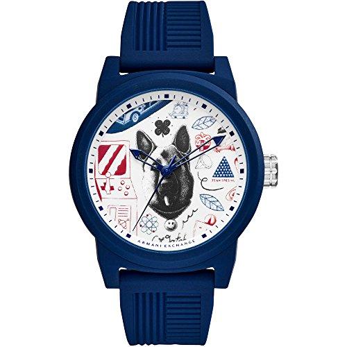orologio solo tempo uomo Armani Exchange Atlc trendy cod. AX1448