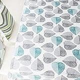GWELL Tischdecke Eckig Abwaschbar Oxford Tischtuch Pflegeleicht Schmutzabweisend Farbe & Größe wählbar Muster-C 140 * 180cm - 4