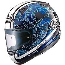 ARAI casco integral Viper GT Camo Blue, talla XL