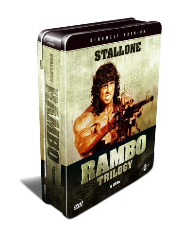 Rambo Trilogie (6 DVD Tin Box)