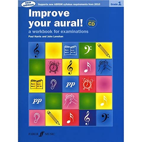 Paul Harris/John Lenehan: Improve Your Aural Grade 1 - New
