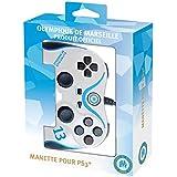Subsonic manette pour PS3 licence officielle OM- olympique de marseille