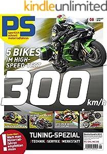 PS sportlich schnell motorradfahren