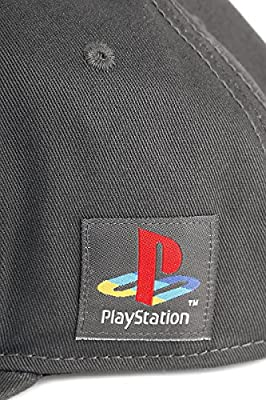 Playstation Controller - Since 1994 Casquette Snapback gris