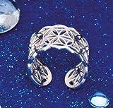 Blume des Lebens Ring - Esoterik günstig kaufen online Symbol Schmuck