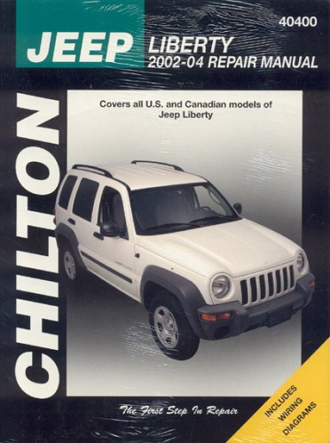 chiltons-jeep-liberty-2002-2004-repair-manual-covers-all-us-and-canadian-models-of-jeep-liberty