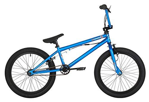 2018Haro Vorderseite 50,8cm Rad BMX Bike 20.3tt Blaugrün