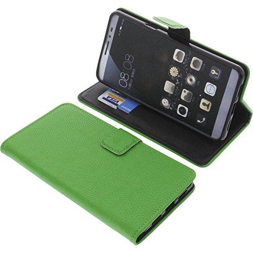 foto-kontor Tasche für coolpad Max Book Style grün Schutz Hülle Buch