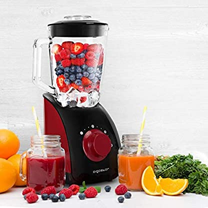 Aigostar-Pomegranate-30JDF-Standmixer-Smoothie-Maker-750-Watt-Leistung-15L-Glas-Behlter-Ice-crushIdeal-fr-Smoothies-Milchshakes-und-Suppen-breiten