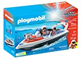 PLAYMOBIL - 5625 - City Action - Küstenrettungsboot