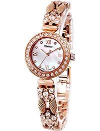 Inconnu W50024L.01A - Reloj de pulsera mujer, color plateado