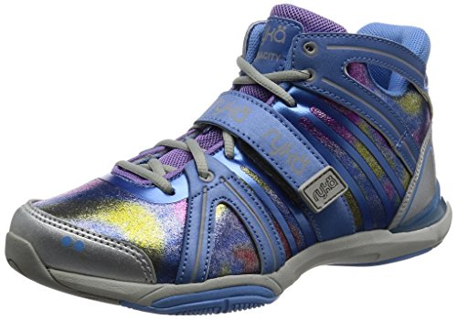 Ryka Women's Tenacity Cross-Trainer Shoe, Multi/Blue, 9.5 M US (Womens Studio Ryka)