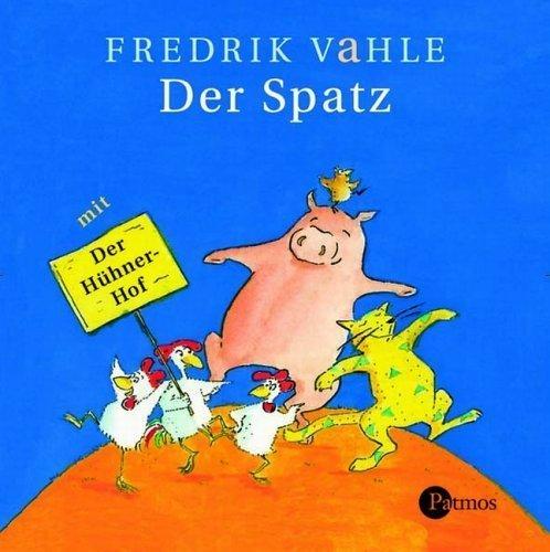 Der Spatz. CD: Dreizehn Spiel- und Erzähllieder