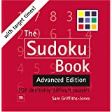The Sudoku Book: 101 Devilishly Difficult Puzzles with Target Times