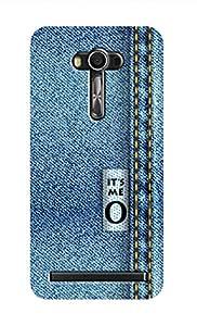 SWAG my CASE Printed Back Cover for Asus Zenfone 2 Laser ZE550KL
