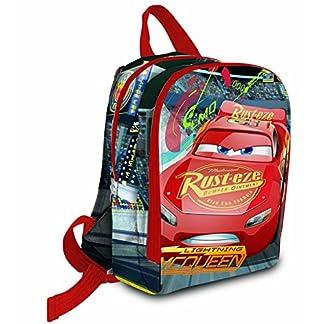 CORIEX Contest Disney Cars estándar Mochila Mochila para niños, m