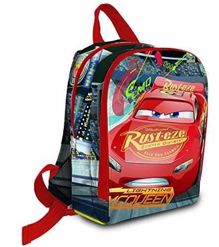 Coriex Contest Disney Cars Standard Rucksack Kinderrucksack, Mehrfarbig, M
