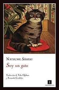 Soy un gato par Natsume Soseki