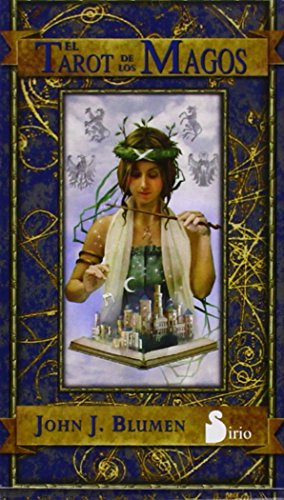 El tarot de los magos por John J. Blumen