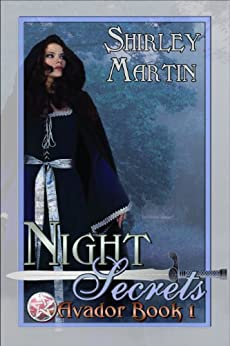 Night Secrets (Avador series Book 1) (English Edition) di [Martin, Shirley]