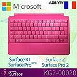 Microsoft Surface RT/Pro/2/Pro 2Type de Coque Français AZERTY - Best Reviews Guide