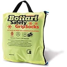 Bottari 68050 Cadenas textiles para nieve, Talla 83, Compatible con ABS y ESP, Certificado TUV y GS Onorm