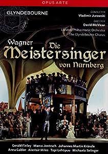 Wagner: Die Meistersinger von Nürnberg [DVD]