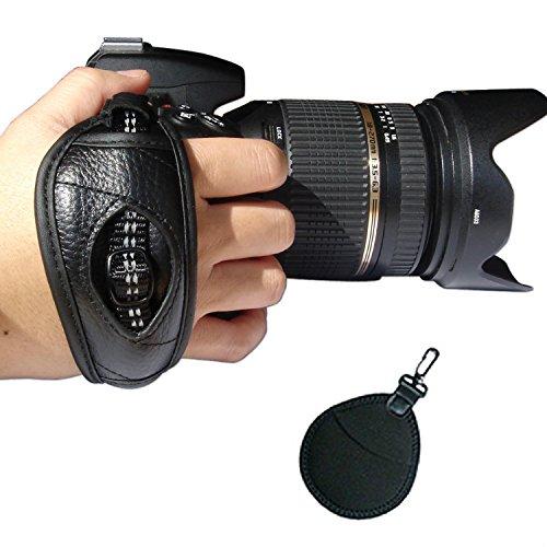 first2savvv-osh0601-alta-visibilidad-correa-reflectante-grip-muneca-profesional-negro-de-mano-de-cue